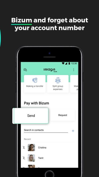 imagin: More than mobile bank screenshot-6