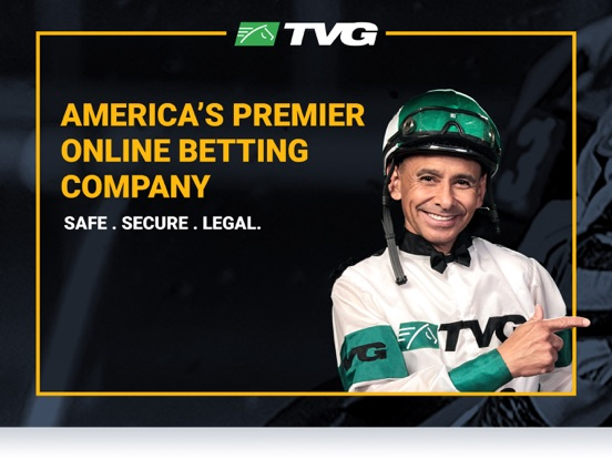 TVG Horse Racing Betting – Bet the Kentucky Derby, Preakness, and Belmont Stakes screenshot