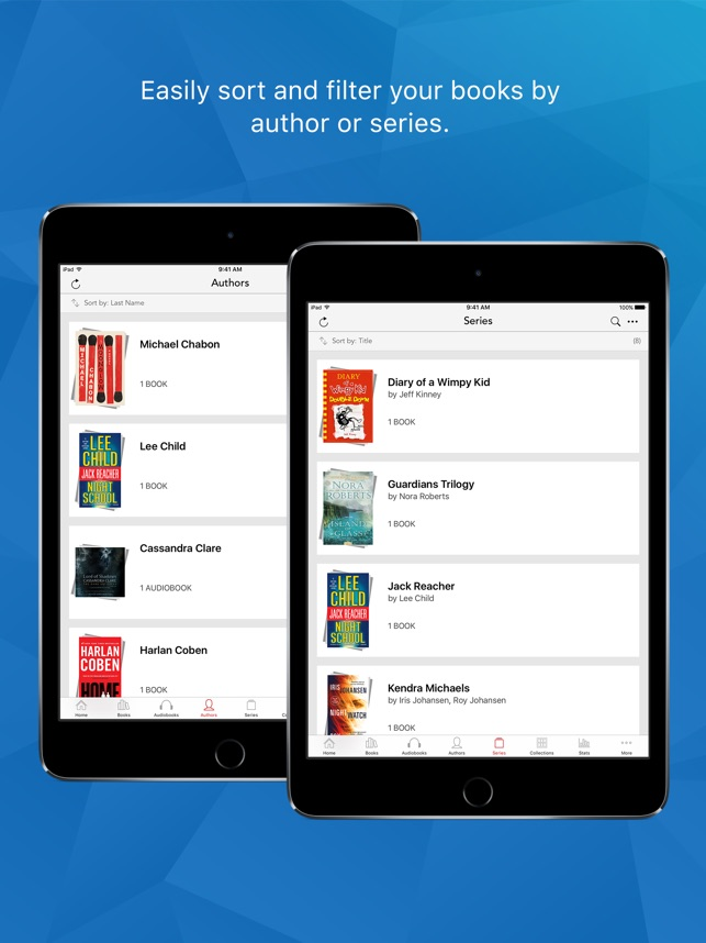 Kobo Books Screenshot
