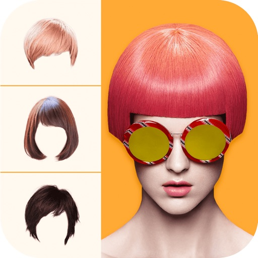 Hairstyle Try On Hair Salon By Wuhan Net Power Technology Co Ltd