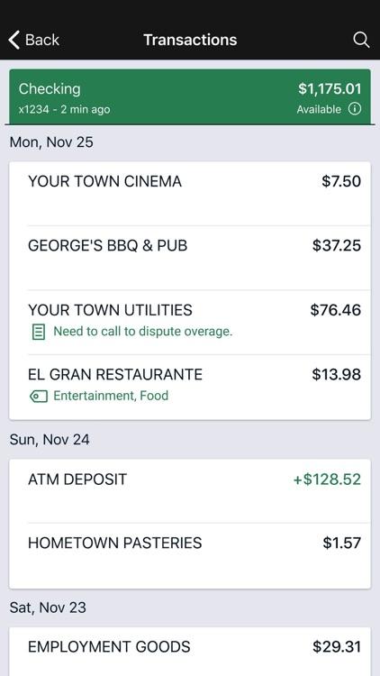Orrstown Bank Mobile screenshot-4