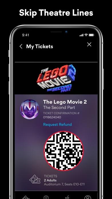 AMC Theatres app image