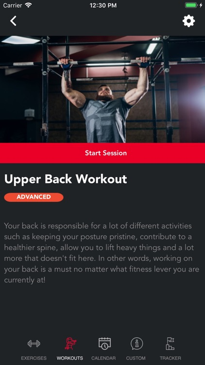 Weight Lift Log & Gym Tracker