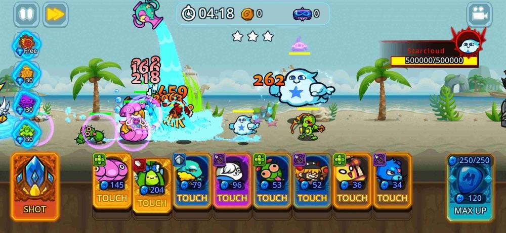 Monster Defense King Cheat Codes