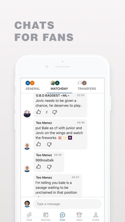 Real Live: Unofficial news app screenshot-4
