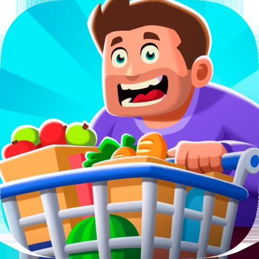 Idle Supermarket Tycoon - Shop iOS App