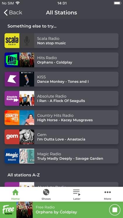 Free Radio – West Midlands screenshot-5