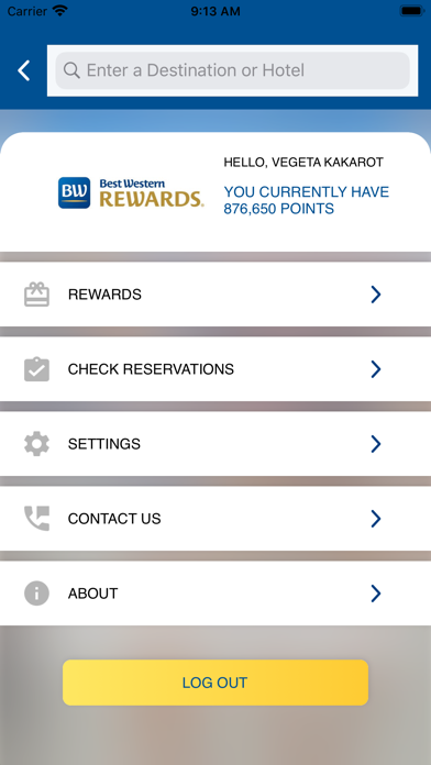 messages.download Best Western to Go software
