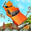 Car Crash Crazy Beam Drive 3D