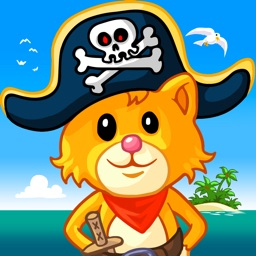 Pirate Puzzle Game for Kids