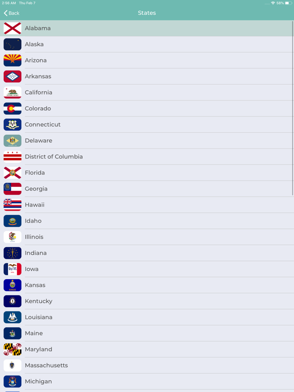 iPad Image of DMV Permit Practice Test - Hub