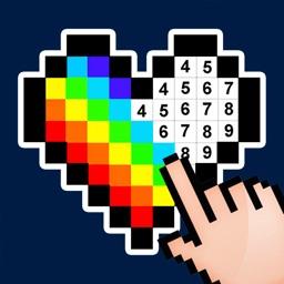 Pixel Paint - Color by Number