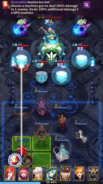 Dragon Heroes Tactics screenshot-9