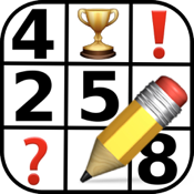 FREE Expert Sudoku - Samurai, Hyper, Jigsaw and X (Cross) Sudokus to Challenge You! icon