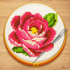 Cross Stitch: Color by Number