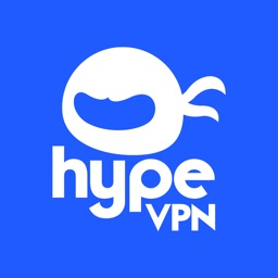 hypeVPN - BEST VPN APP