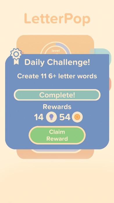 LetterPop - Word Game screenshot 5
