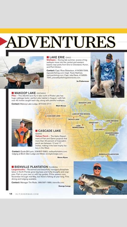 In-Fisherman Magazine screenshot-4