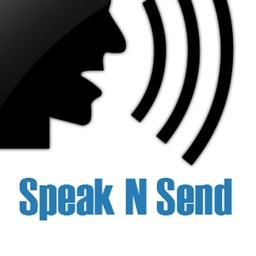Speak N Send - Audio messaging