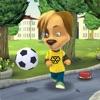 Барбоскины играть в футбол