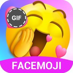 Funny Emoji Stickers GiF