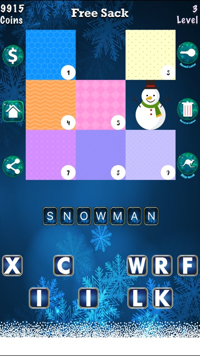 Screenshot for Merry Christmas : Where am I? in United States App Store