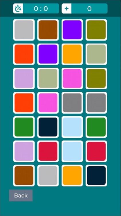 Pairs. Logical thinking game screenshot-8