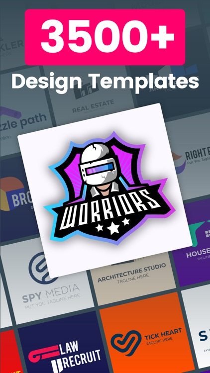 Logo Maker - Design Creator screenshot-0