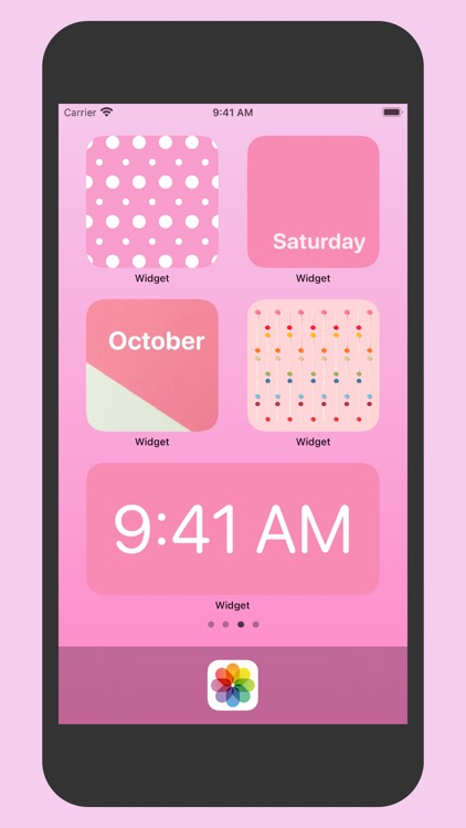 Widget - Add to Home Screen