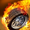 A Death Racer 3D Free: Best Road Battle of All Vehicles