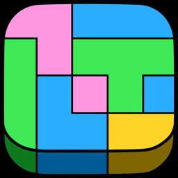 Ícone do app Fill me up - Block Brain Game!