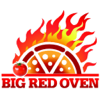 CutPay Merchant Services - Big Red Oven  artwork