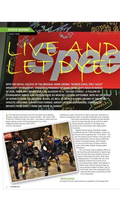 Airsoft Action Magazine screenshot-4