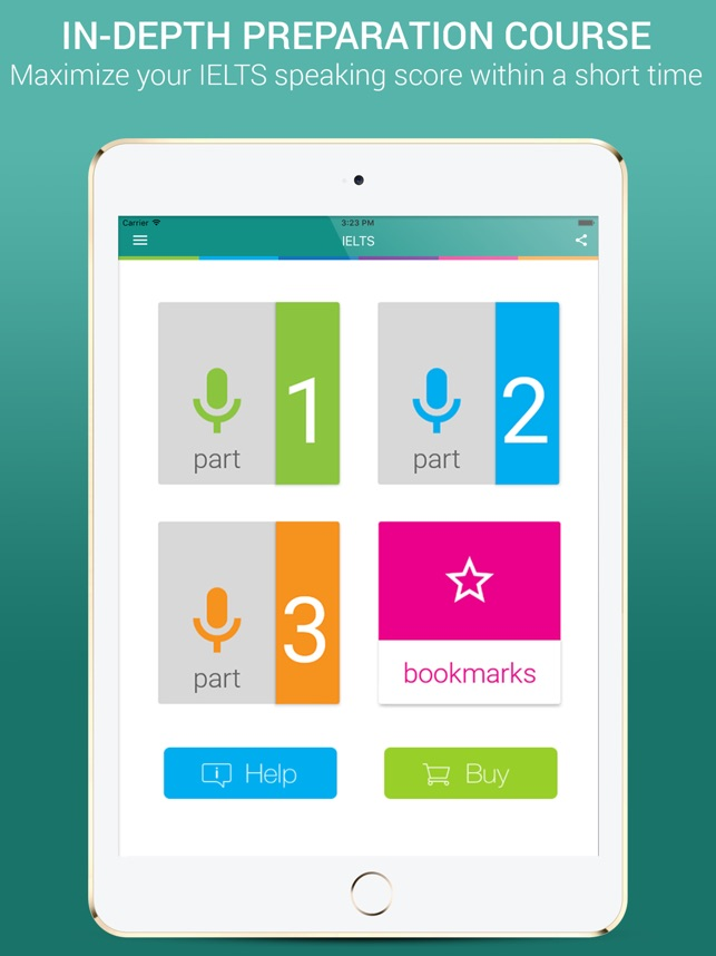 IELTS Speaking Assistant on the App Store