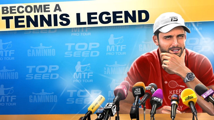 Tennis Manager 2020 - TOP SEED screenshot-4