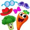 子供着せ替えゲーム 幼児向け 知育 3-5歳 - iPhoneアプリ