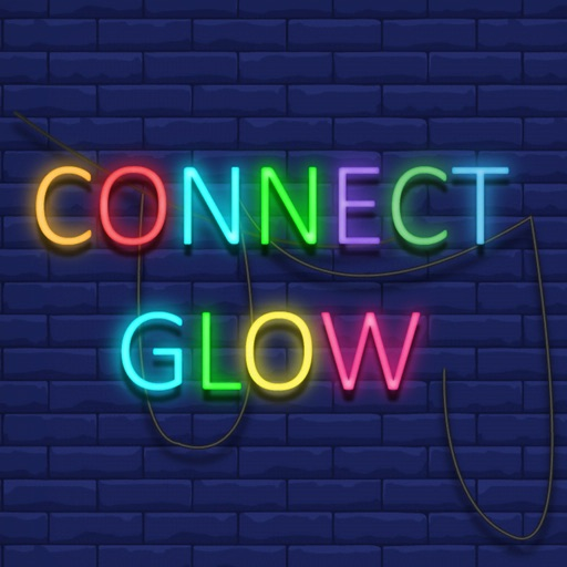 Connect Glow Puzzle Game