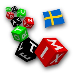 LetMix for Wordfeud (Swedish)
