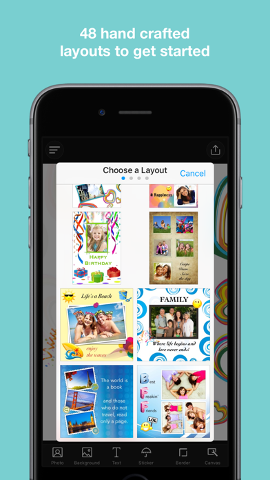 Photo Wall Pro - Collage App