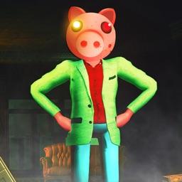 Scary Piggy Boss : Escape Mod