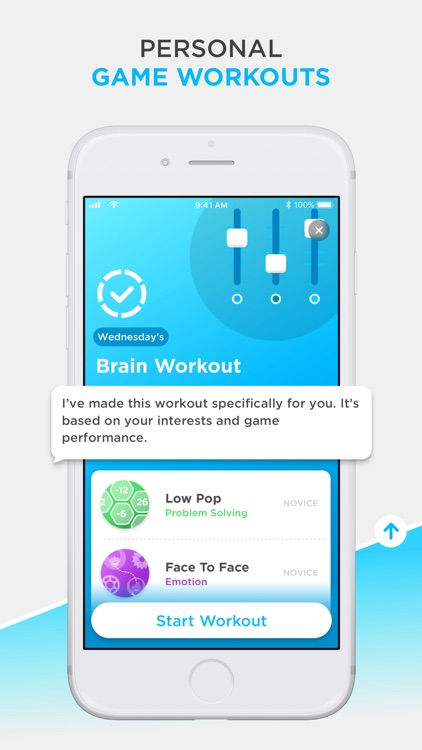 Peak - Brain Training screenshot-7