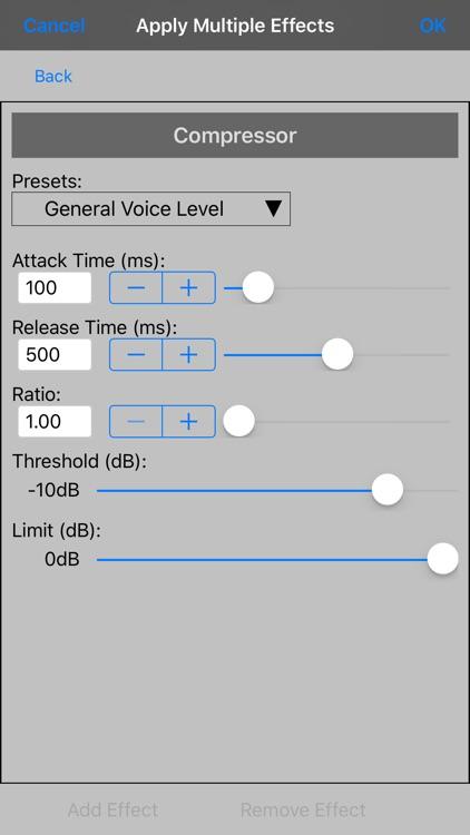 MixPad Music Mixer screenshot-4
