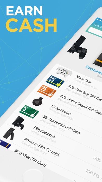Panel App - Prizes & Rewards screenshot one