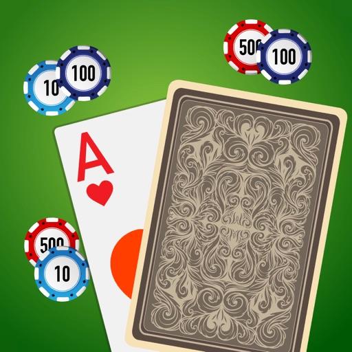 Blackjack 21 Card Game By Ruiqingsoftware