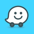 Waze Navigation & Live Traffic icon