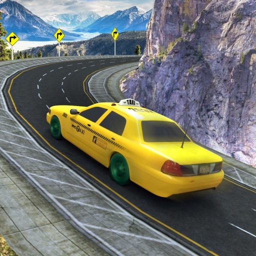 Crazy Taxi Jeep Driving Games