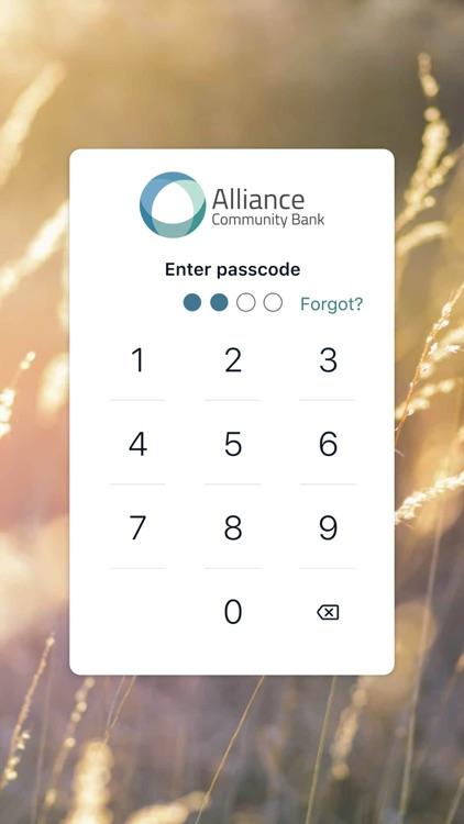 Alliance Community Bank App screenshot-4