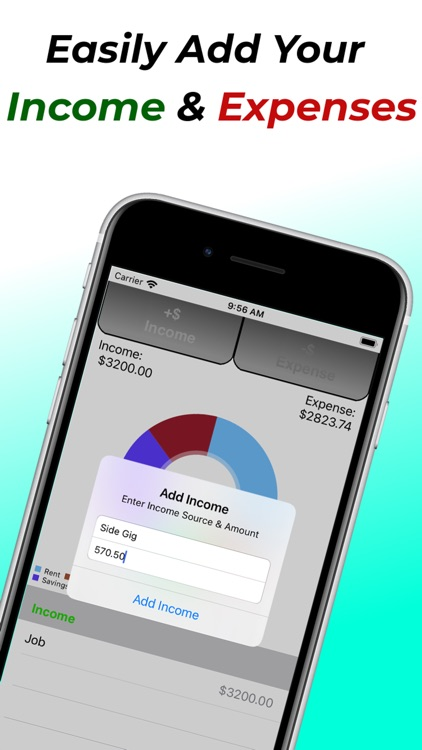 Budget Buddy Finance Budgeting