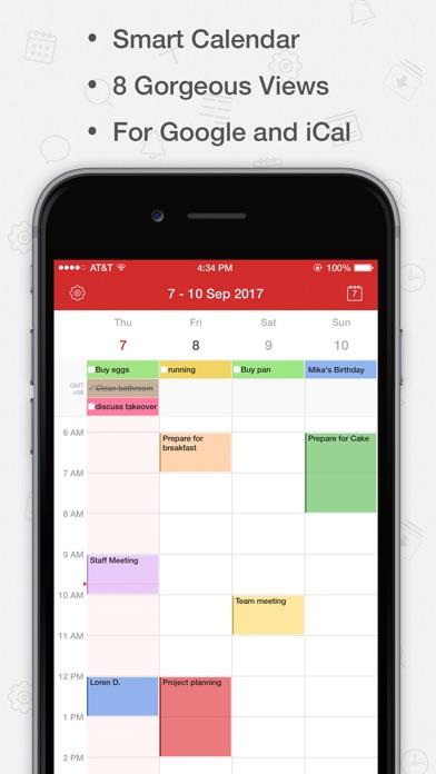 Screenshot #6 for Tiny Calendar Pro