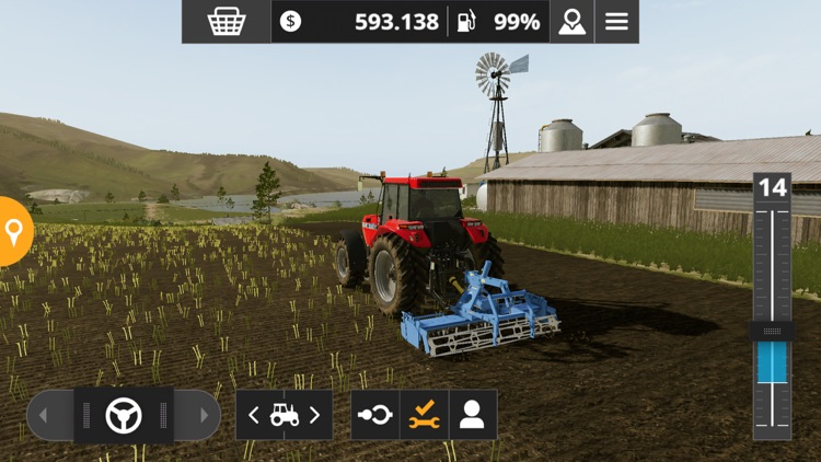 Farming Simulator 20 screenshot-3
